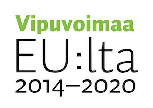 Vipuvoimaa EUlta 2014 - 2020 logo