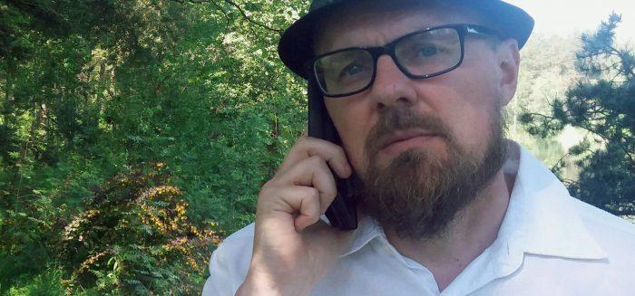 SAMKin lehtori Tero Tuomi.