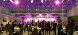 Kuvagalleria Agora-salin esittelysivulla
