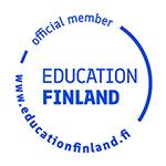 Education Finland logo.