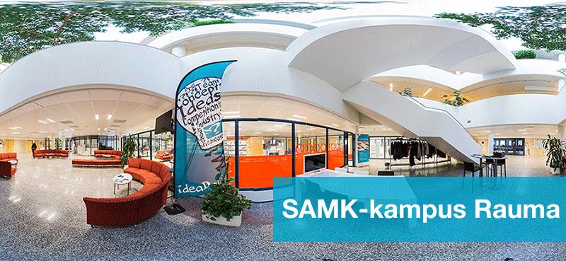 SAMK-campus Rauma.