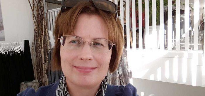 Opettaja Jaana Ruoho