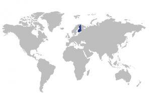 Suomi kartalla