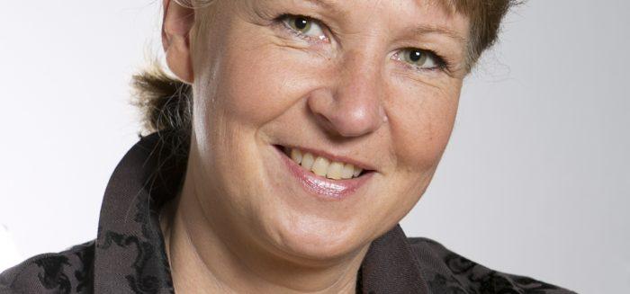 SAMKin Opetuksen kehittämispäällikkö Eeva-Leena Forma.