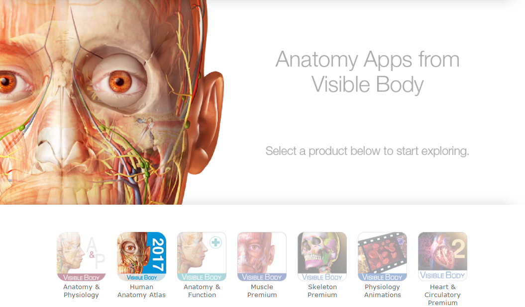 Visible Body 3d Human Anatomy Atlas 2 Image collections - human body ...