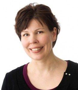 SAMKin tutkija Kaarina Latostenmaa.