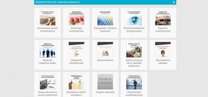 ST-Akatemia Online, näytönkaappaus, screenshot
