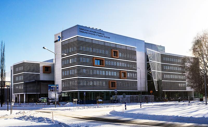 SAMK uusi kampus 25.2.2017