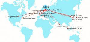 Saavutettavuus maailmanka SAMK matkailuselvitys