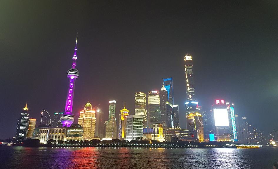 Shanghai By MaariaBerg