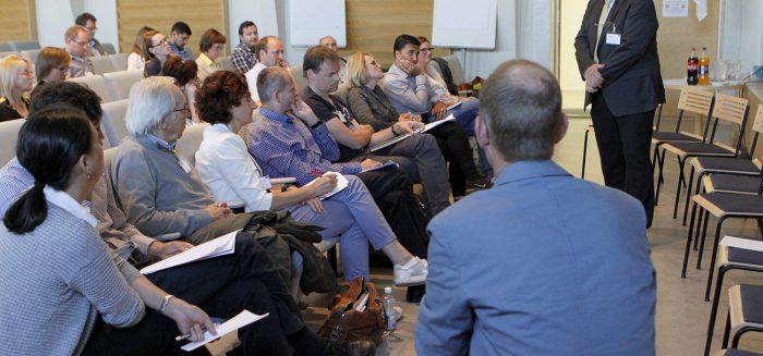 AMiCi conference in Pori.