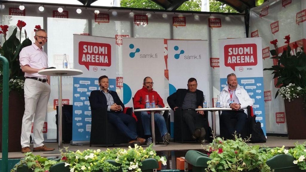 2017 SAMk SuomiAreenaRobotit Vievät Tyot