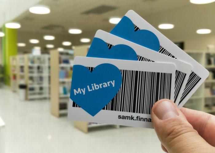 Kirjastokortti