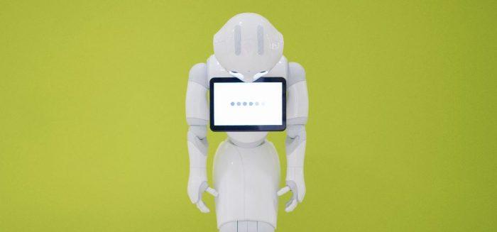 Pepper-robotti SAMKissa, Pepper robot at SAMK.