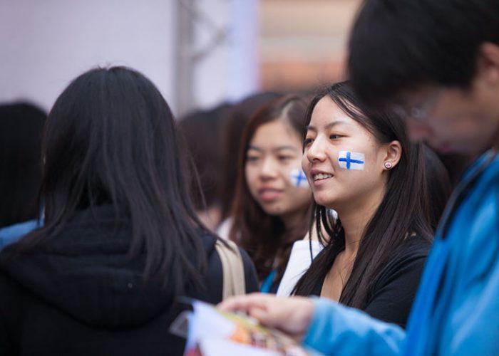 SAMK Matkailu Visit Finland China