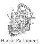Logo Hanseatic Parliament