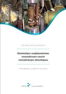 SAMK Vesi-instituutti julkaisuja