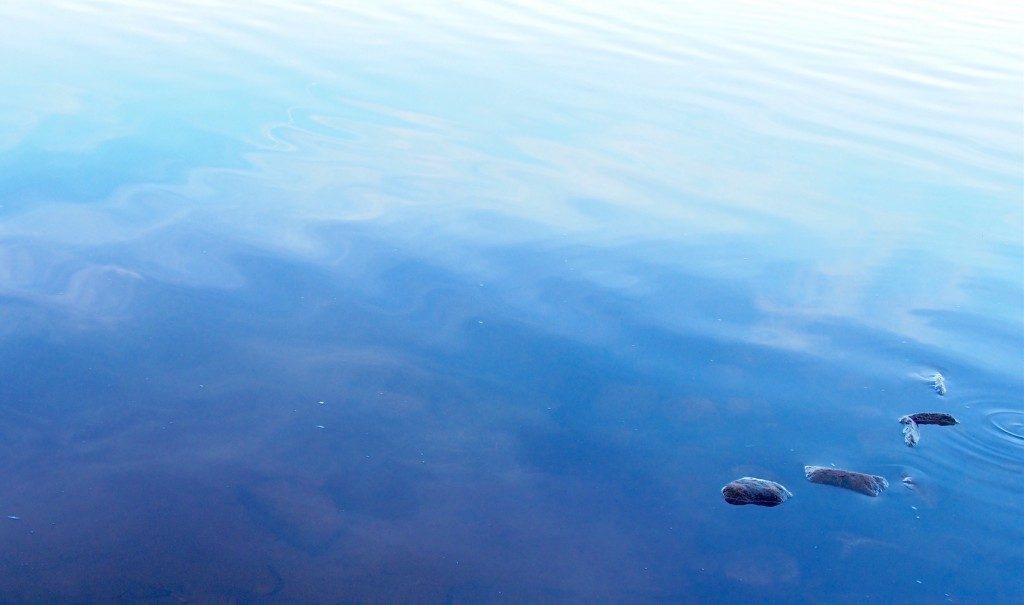 Vesielementti on tärkeä ihmisen hyvinvoinnille.