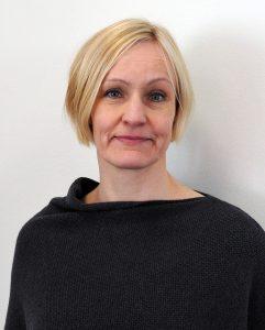 SAMKin lehtori Marjo Keckman.