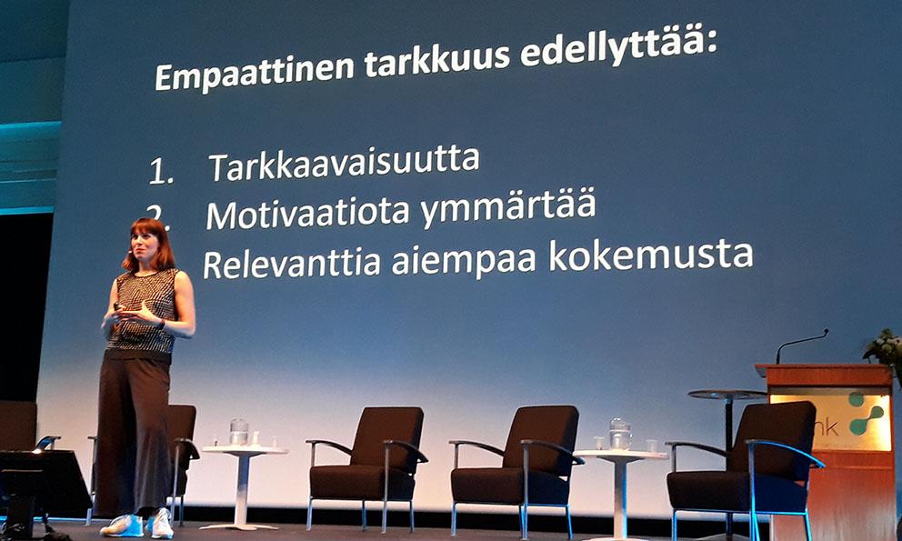 20180517 Katri Saarikivi AMKpaivat 2018 Empatia