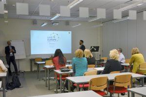 UASnet-tapahtuman luento.