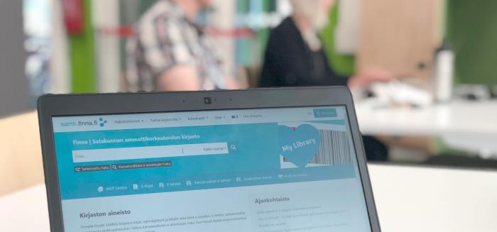 samk.finna.fi sivusto, website