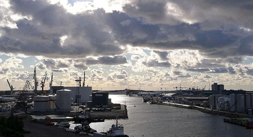 Rauman satama Photo Minna Keinänen-Toivola