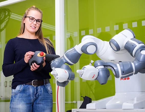 Learn Robotics Master Ai Samk Satakunnan Ammattikorkeakoulu