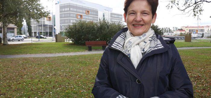Arja Ruisniemi SAMK