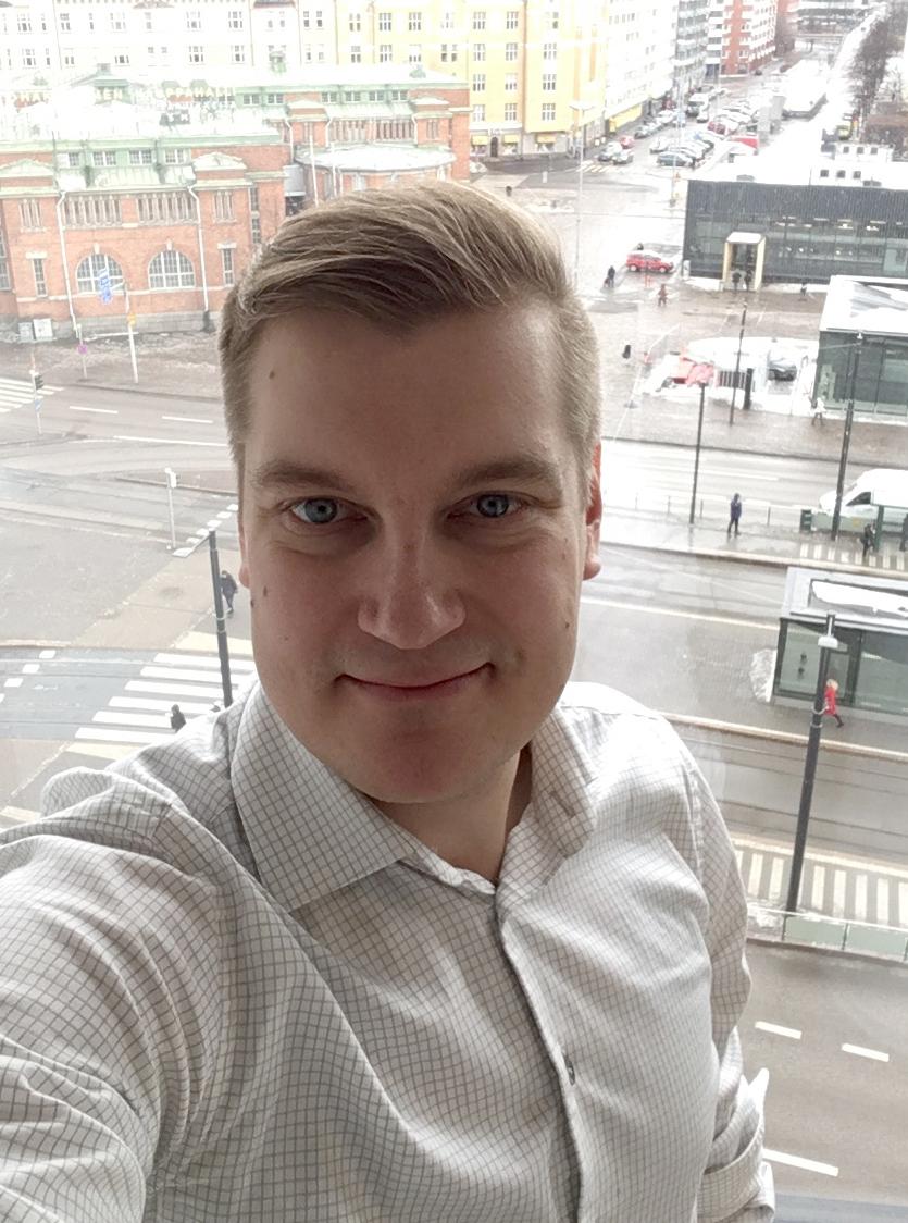 Mikko Lehmus, Tradenomi (YAMK)