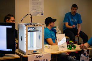 OpenSAMK-tapahtuma SAMKissa.