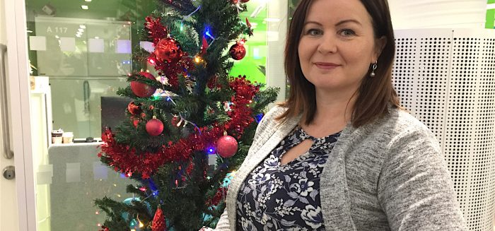 Senior lecturer Maaria Berg will be guiding SAMK´s Christmas present to Satakunta: an incoming travel agency where educational travel is learned and developed.