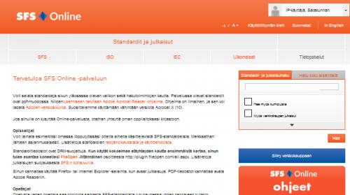 SFS Online