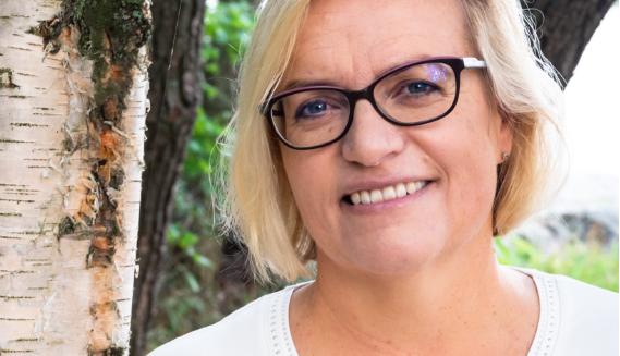 Daniela Tanhua SAMK Kuva: Johanna Kaisjoki
