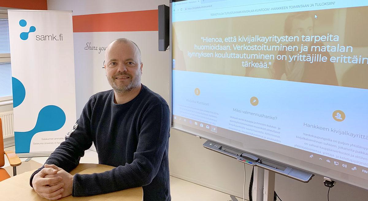 Mikko Lehtonen SAMK