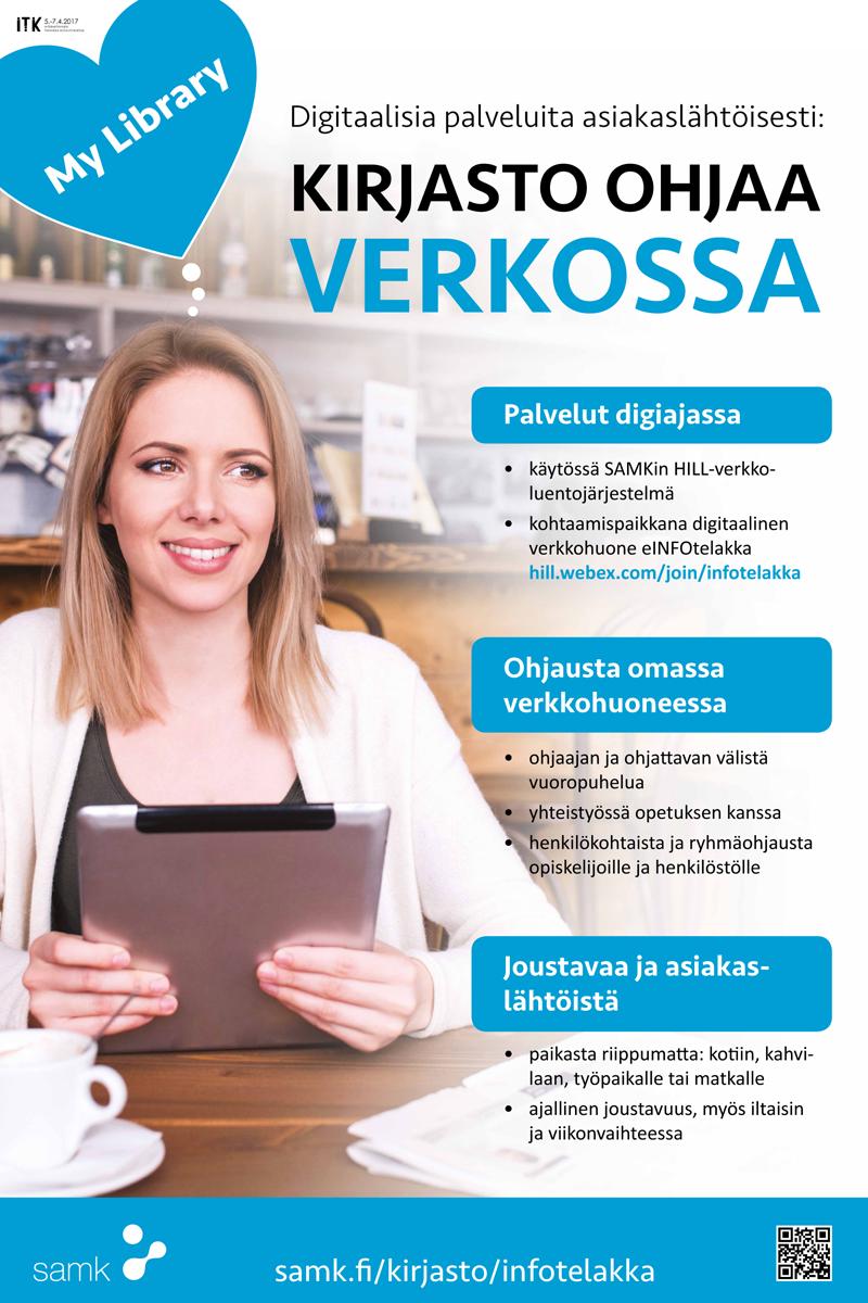 SAMK Kirjasto ITK 2017