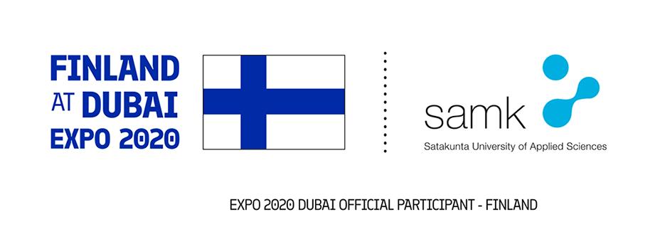 Finland at Dubai 2020 -banner.