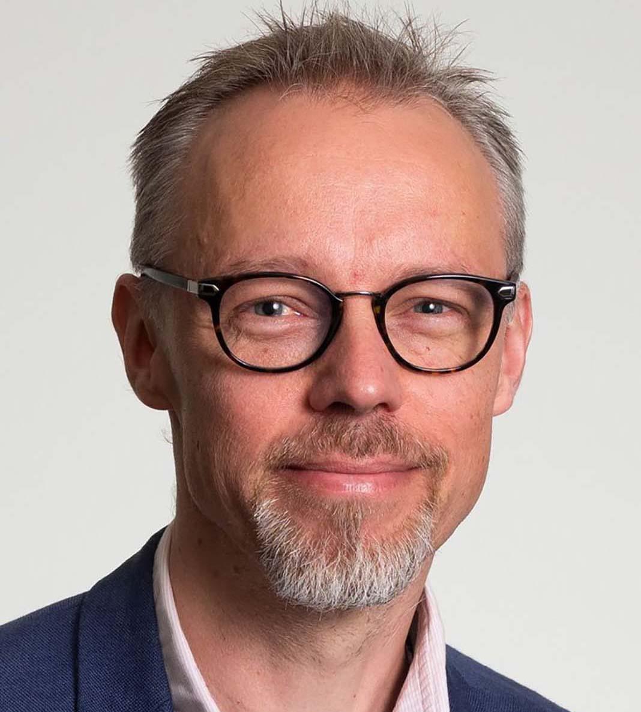 Lähikuva, Marko Mikkola.