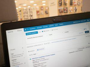Alma Library Services Platform