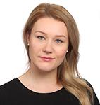 SAMKin viestintä- ja markkinointisuunnittelija Milla Kuusirinne.