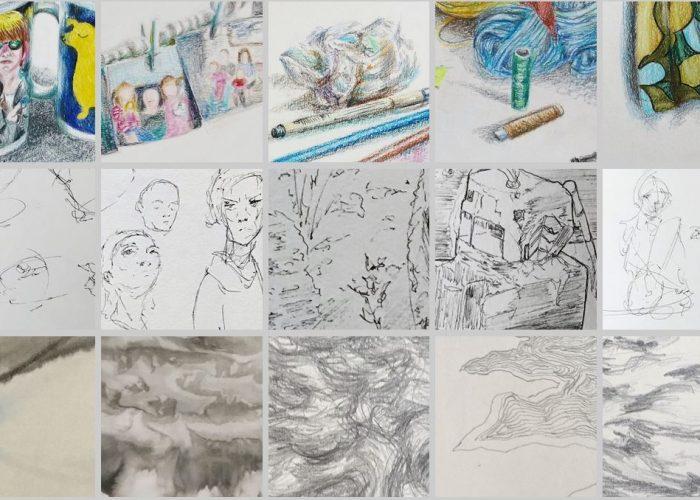 Galleria graafisista piirroksista