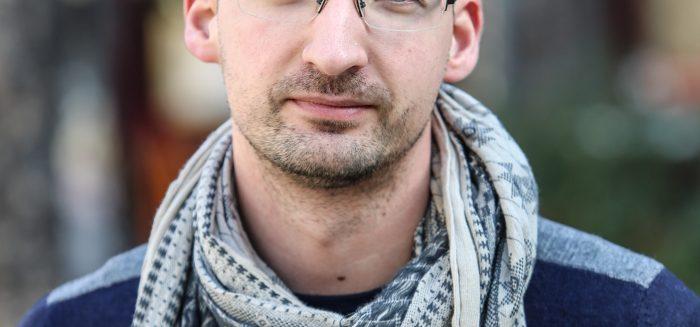 Close-up, Benjamin Dalmas.