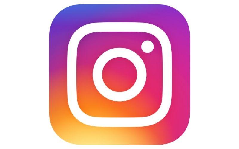 Instagramin logo.