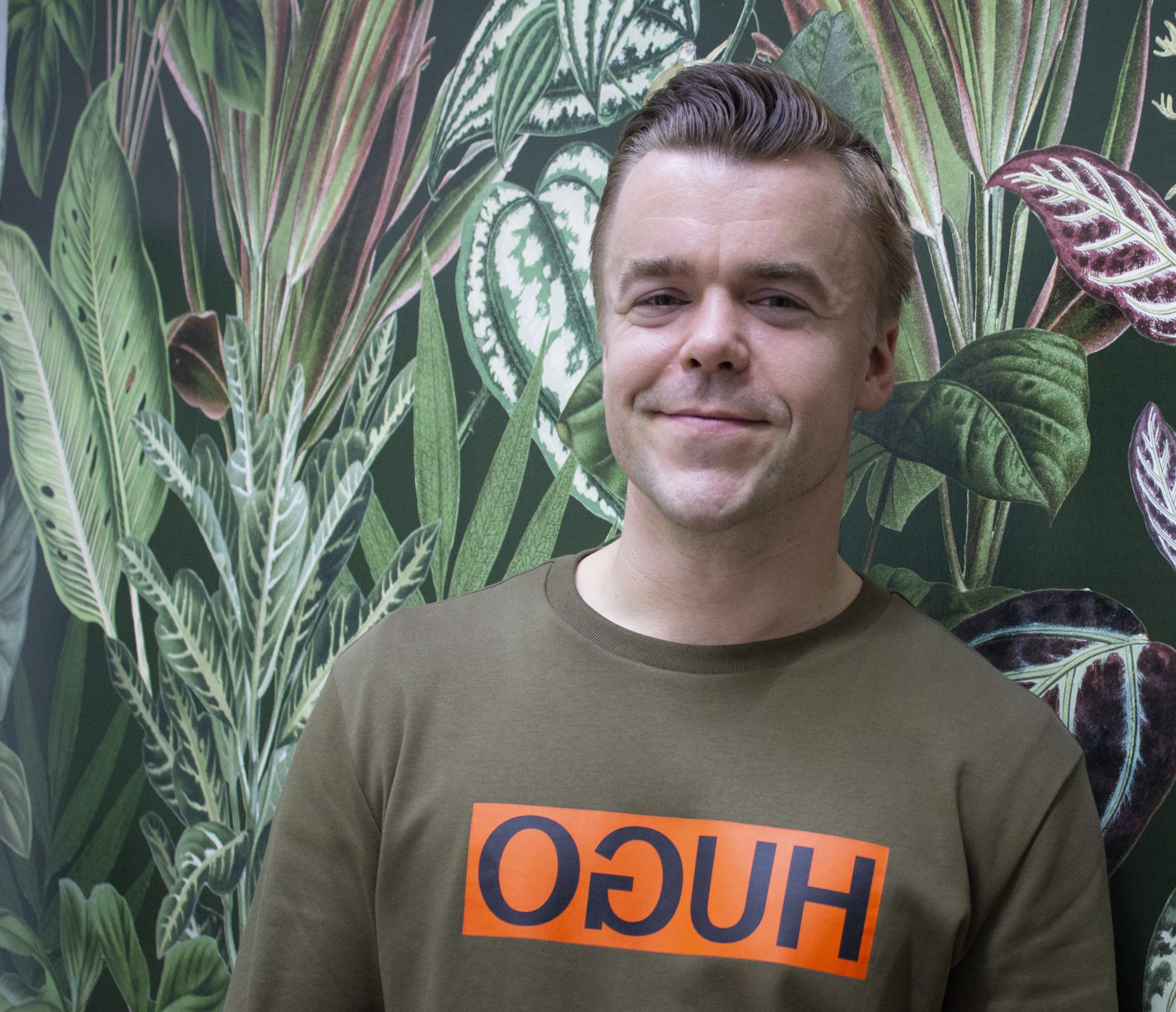 Lähikuva, erityisasiantuntija ja startup-mentori Santeri Koivisto.