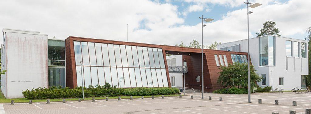 Kankaanpään kampus/ Fine Arts Campus
